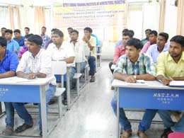 Training Programme at NSTIAM